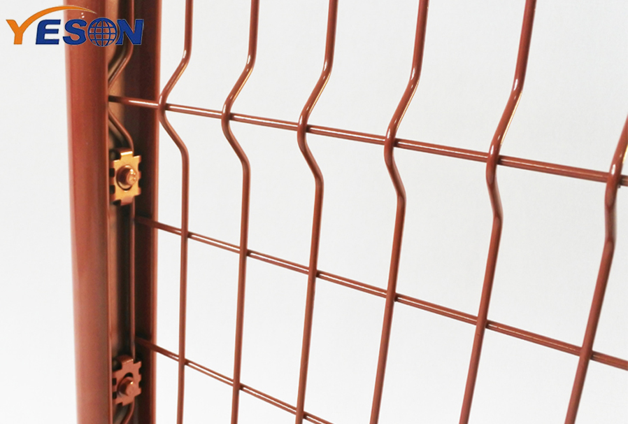 V Mesh Fence Wire