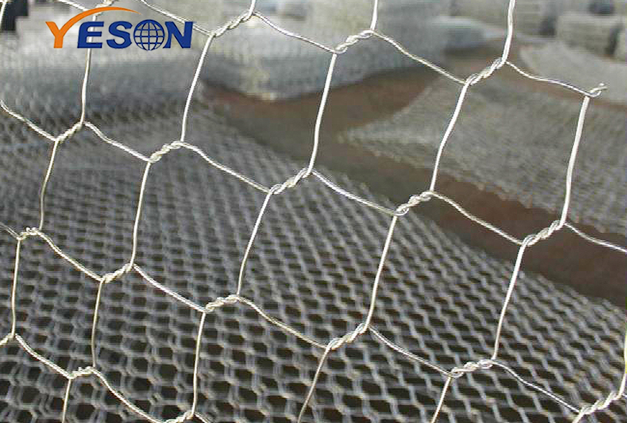 electric welded gabion cage