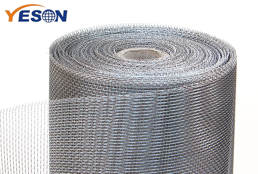 Galvanized Wire Window Screen
