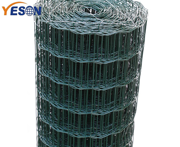 How to extend the life of Holland Welded Mesh?