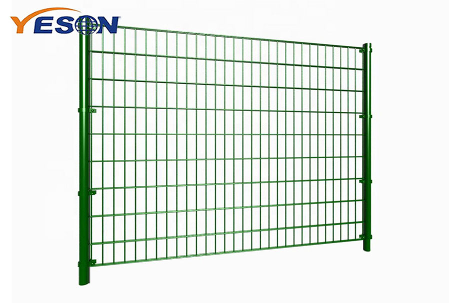 Double Wire Loop Fence