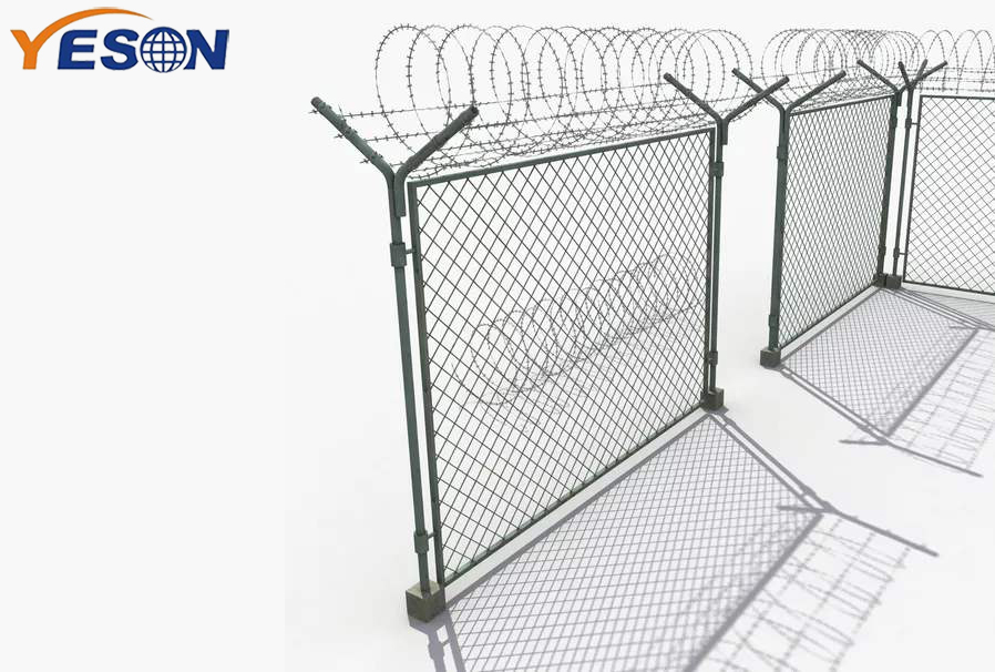 Do you know the airport fence?