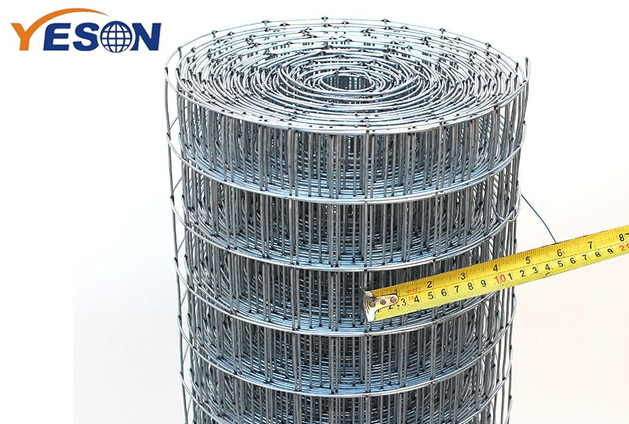 The use of welded wire mesh in agriculture